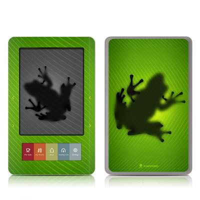 Nook Skin (High Gloss Finish) - Frog