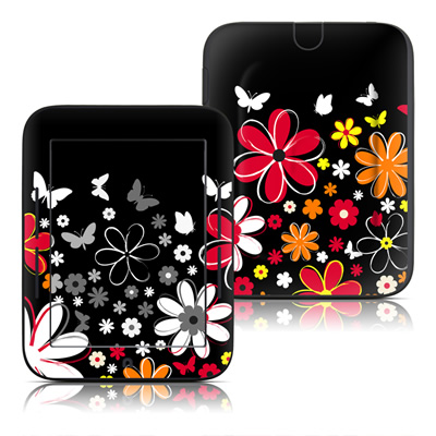 Barnes and Noble Nook Touch Skin (High Gloss Finish) - Laurie's Garden
