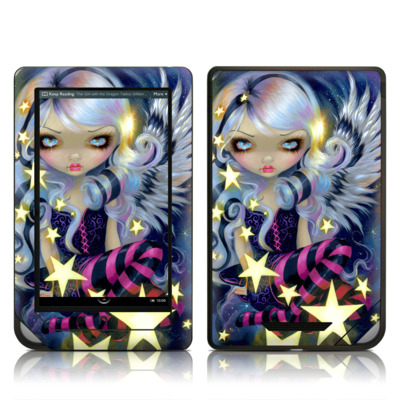 Barnes and Noble NOOK Tablet Skin (High Gloss Finish) - Angel Starlight