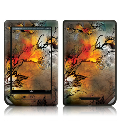 Barnes and Noble NOOK Tablet Skin (High Gloss Finish) - Before The Storm