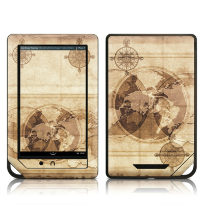 Barnes and Noble NOOK Tablet Skin (High Gloss Finish) - Quest