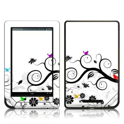 Barnes and Noble NOOK Tablet Skin (High Gloss Finish) - Tweet Light