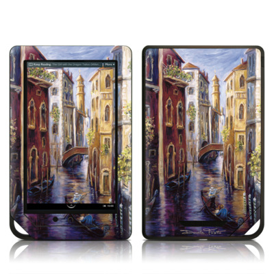 Barnes and Noble NOOK Tablet Skin (High Gloss Finish) - Venezia