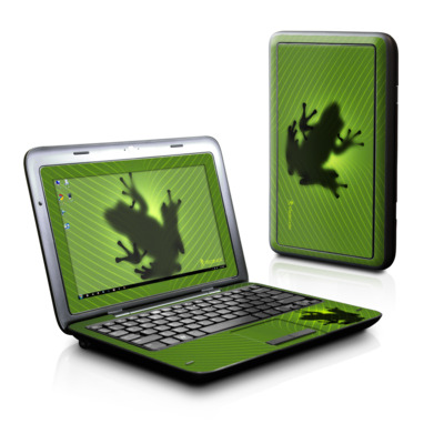 Dell Inspiron Duo Skin (High Gloss Finish)   Frog