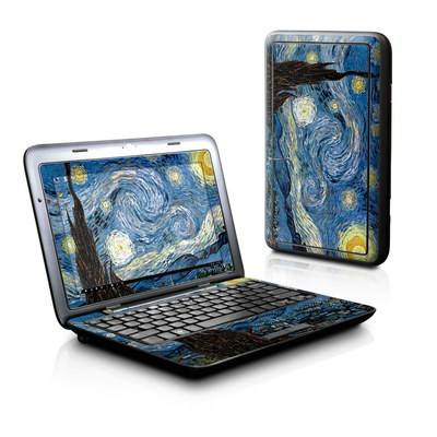Dell Inspiron Duo Skin (High Gloss Finish) - Starry Night