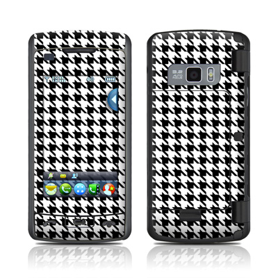 LG enV Touch Skin (High Gloss Finish) - Houndstooth