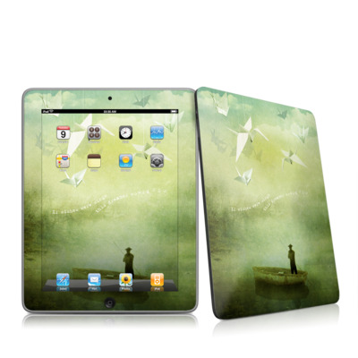 iPad Skin (High Gloss Finish)   If Wishes