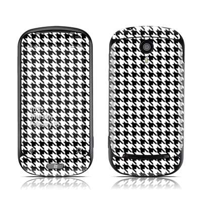 LG Quantum Skin (High Gloss Finish) - Houndstooth