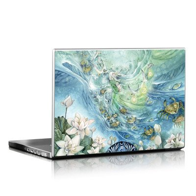Laptop Skin (High Gloss Finish) - Cancer