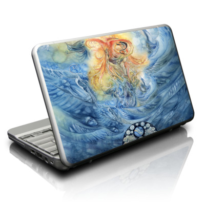 Netbook Skin (High Gloss Finish) - Scorpio