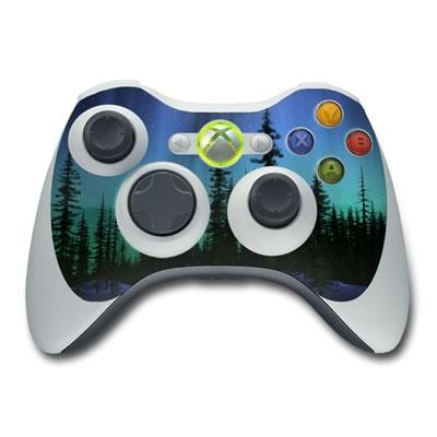 Xbox 360 Controller Skin - Aurora